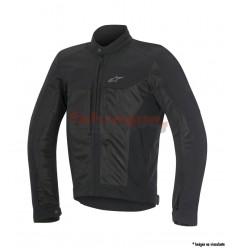 Chaqueta moto Alpinestars verano ventilada luc air jacket negro 2016 |3308815-10