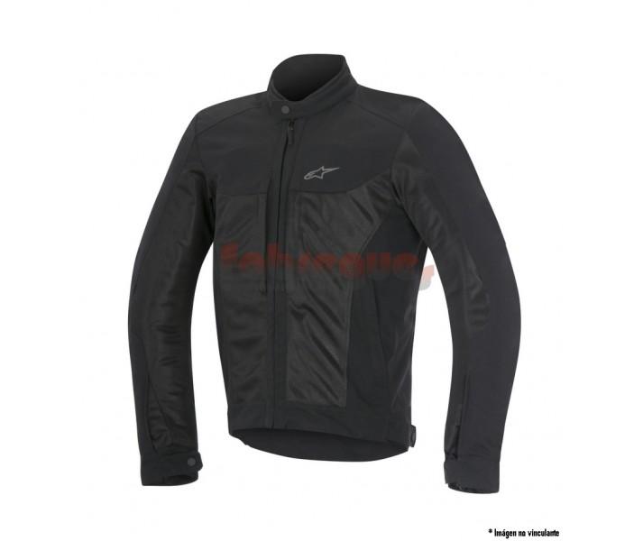 talla 40 a0508 8f977 Chaqueta moto Alpinestars verano ventilada luc air jacket negro |3308815-10