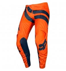 Pantalón Motocross Fox Yth 180 Cota Pant Infantil Naranja |21745-009|