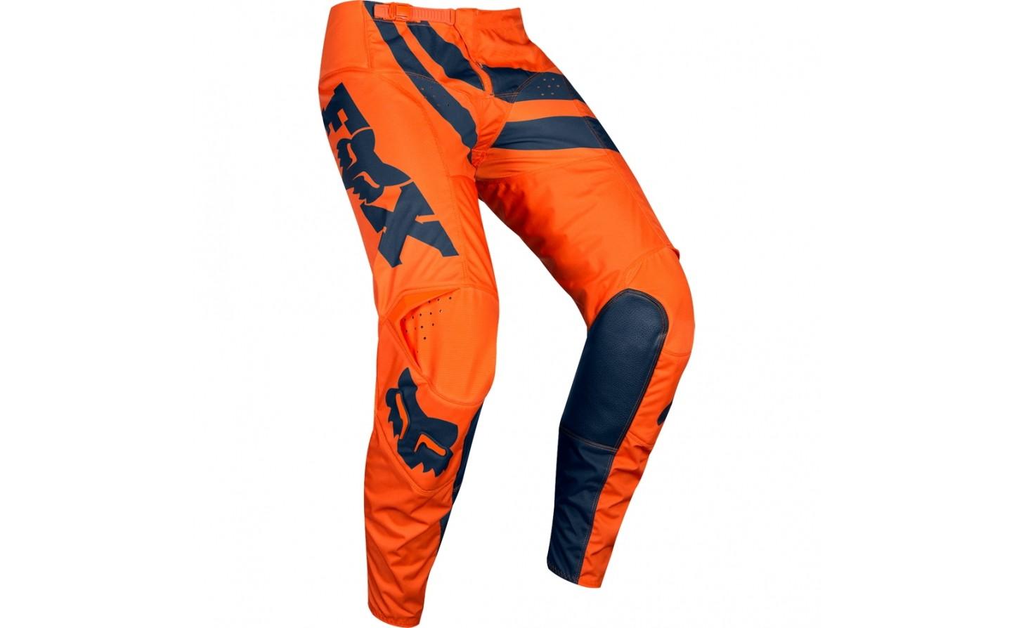 5c369b3b12071 ... Pantalón Motocross Fox Yth 180 Cota Pant Infantil Naranja
