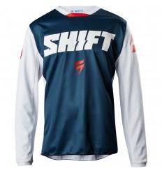 Camiseta Motocross Shift Whit3 Ninety Seven Jersey Azul Marino |19323-007|