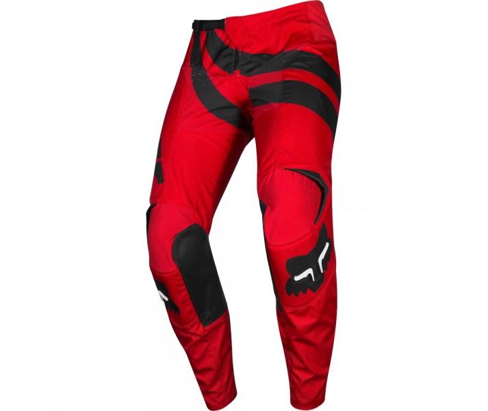 ec8f60fb41d52 Pantalón Motocross Fox Yth 180 Cota Pant Infantil Rojo