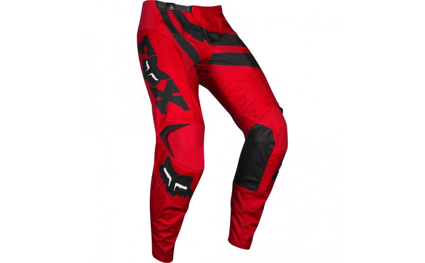 91cbb1b81e3 ... Pantalón Motocross Fox Yth 180 Cota Pant Infantil Rojo