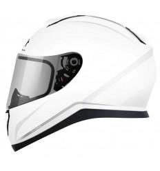 Casco MT Thunder 3 SV Solid Blanco Perla Brillo  10550004 