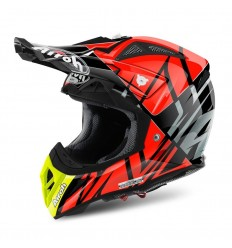 Casco Airoh Aviator 2.2 Styling Naranja Brillo |AV22SY32|
