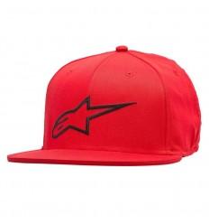 Gorra Alpinestars Ageless Flat Hat Rojo |1035-81015-3010|