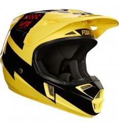 Casco Motocross Infantil Fox Yth V1 Mastar Helmet, Ece Amarillo |19544-005|