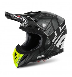 Casco Airoh Aviator 2.2 Styling Blanco Mate |AV22SY38|