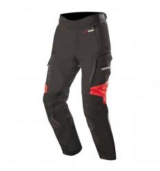 Pantalones Alpinestars Andes V2 Drystar Pants Negro Rojo|3227418-13|