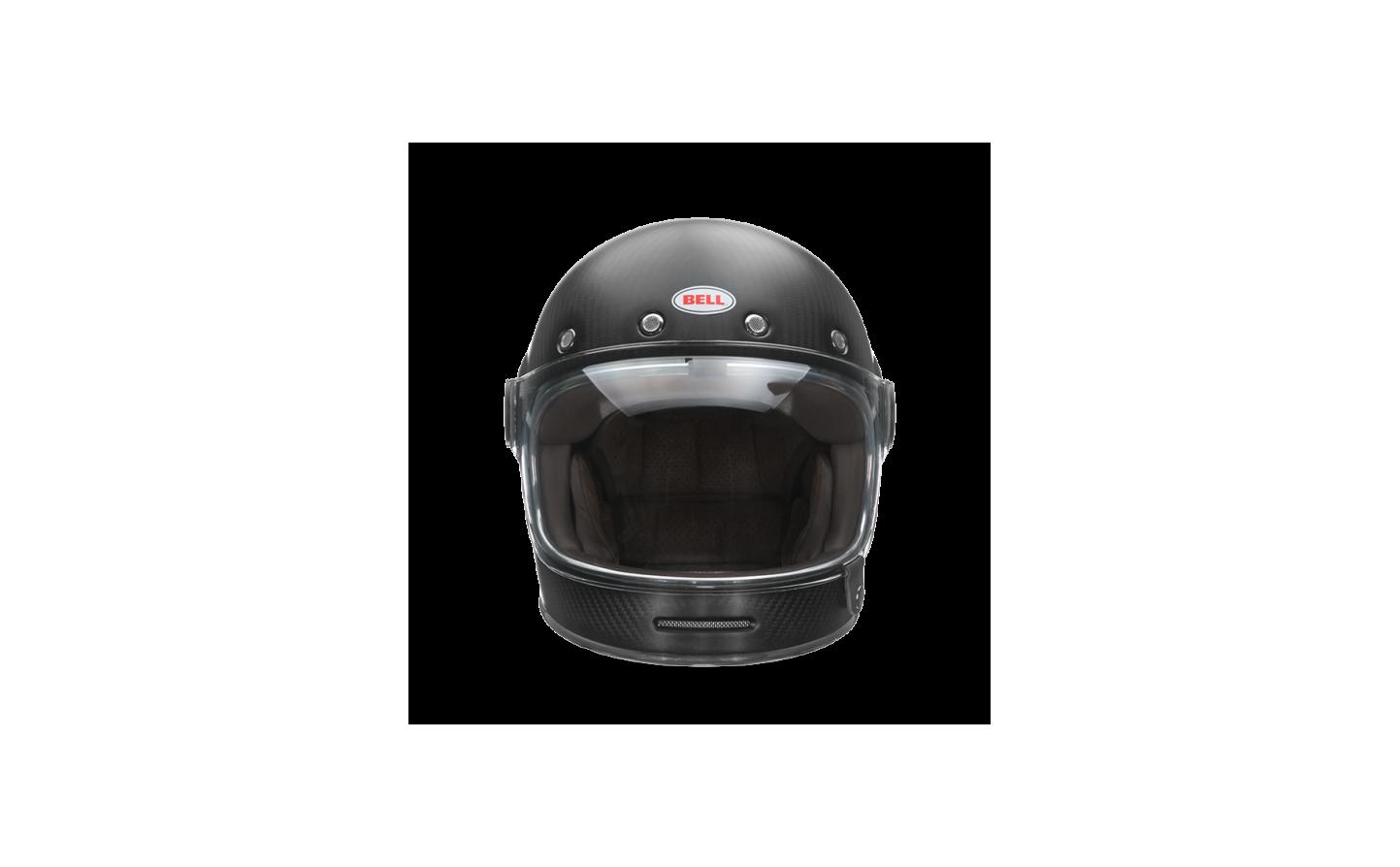 1a9af12f51662 Casco Bell Bullitt Carbon Negro Mate - Fabregues Motos