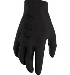 Guantes Motocross Fox Flexair Preest Glove Negro |19515-001|