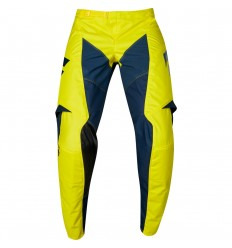 Pantalón Motocross Shift Whit3 York Pant Amarillo Azul Marino |21708-079|