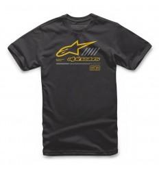 Camiseta Alpinestars Strat Tee Negro |1038-72010-10|