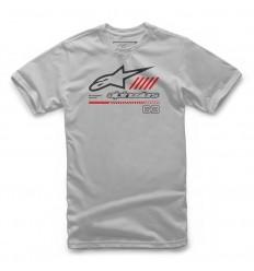 Camiseta Alpinestars Strat Tee Silver |1038-72010-19|