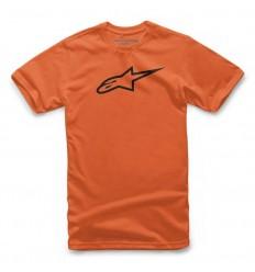 Camiseta Infantil Alpinestars Ageless Tee Naranja / Negro |3038-72002-4010|
