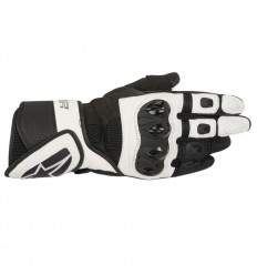 Guantes Alpinestars Mujer Stella Sp Air Gloves Negro Blanco |3518016-12|