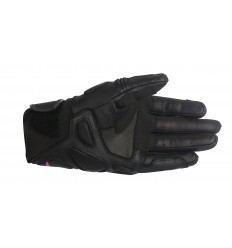 Guantes Alpinestars Mujer Stella Baika Leather Gloves Negro |3518916-10|
