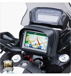 Soporte Moto Givi GPs-Móvil Para Manillar pantalla de 5' |S954B|