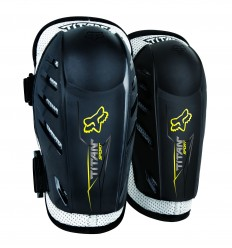 Codera Motocross Infantil Fox Titan Sport Elbow Guards Negro