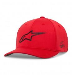 Gorra Alpinestars Ageless Sonic Rojo / Negro |1038-81002-3010|