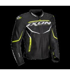 Chaqueta Textil Ixon Sprinter Air Negro/Amarillo