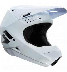 Casco Motocross Shift Whit3 Helmet Blanco |19336-008|