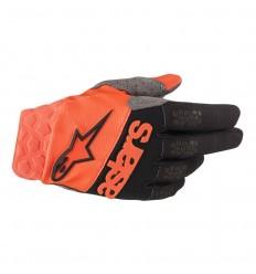 Guantes Alpinestars Racefend Gloves Naranja Fluor Negro|3563519-451|