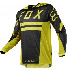 Camiseta Motocross Fox Flexair Preest Jersey Amarillo Oscuro |19414-547|
