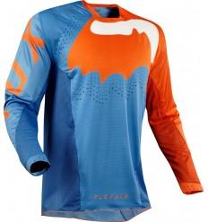 Camiseta Motocross Fox Flexair Hifeye Jersey Naranja |19412-009|