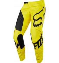 Pantalón Motocross Infantil Fox Yth 180 Mastar Pant Amarillo |19445-005|