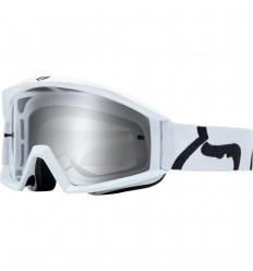 Máscara Fox Yth Main Goggle - Race Blanco |22685-008|