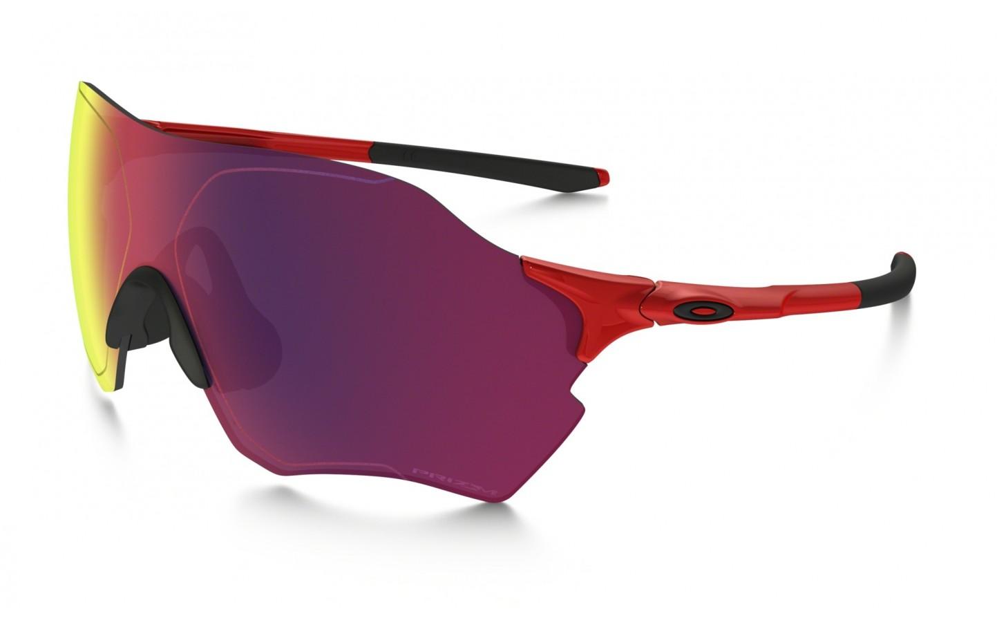 15f6f4d254eea Gafas Sol Oakley Evzero Range Infared Prizm Road