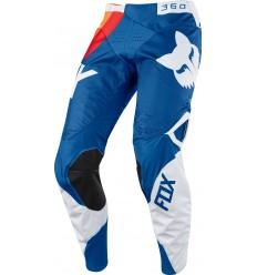 Pantalón Motocross Fox 360 Draftr Pant Azul  19419-002 