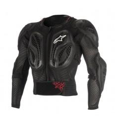 Peto Alpinestars Bionic Action Jacket Negro Rojo |6506818-13|