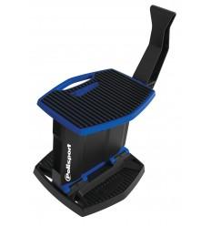 Caballete plegable movil de plástico Polisport azul 8982700003