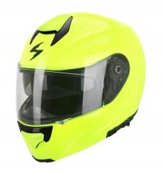 Casco Scorpion EXO-3000 AIR Solid Neon Amarillo 2016