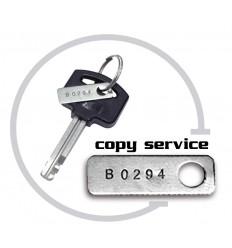 Copia LLave Artago Copy Service