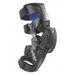 Rodillera Pod K8 Knee Brace Carbono Azul Derecha |K8012-017|