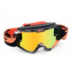 Gafas Pro-Grip Cross Ca3450 Multilayer Naranja Lente Espejo Naranja 2016