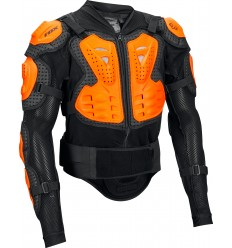 Peto Fox Titan Sport Jkt Negro Naranja |10050-016|