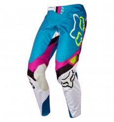 Pantalón Motocross Fox 360 Rohr Pant Azul Verdoso |17248-176|