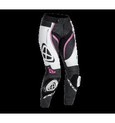 Pantalones Ixon Vortex Mujer Negro/Blanco/Fucsia