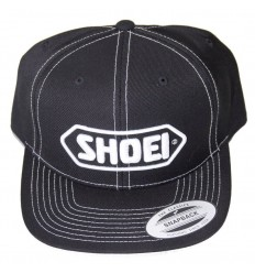 Gorra Shoei Negro/Blanco (Talla Única) |SHBSC01|