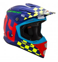 Casco Suomy Integral Mx Speed Master Multi Color