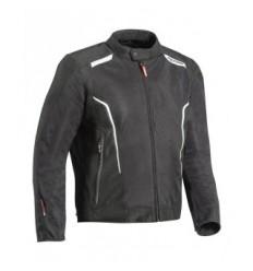 Chaqueta Textil Ixon Cool Air C Negro Blanco  0750100708 