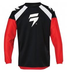 Camiseta Shift Whit3 Race Infantil 1 Rojo |23469-055|