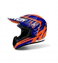 Casco Airoh Switch Startruck Azul Brillo |SWST18|