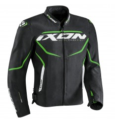 Chaqueta Ixon Sprinter Negro/Verde