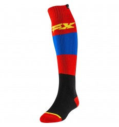 Calcetines Fox Fri Thin Sock - Linc Blu/Rd |24025-149|