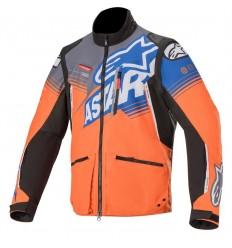 Chaqueta Alpinestars Venture R Jacket Naranja Gris Azul |3703019-417|